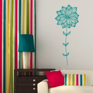 Wall Sticker Dainty Flower