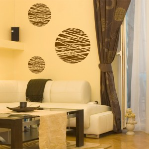 wall sticker deco balls