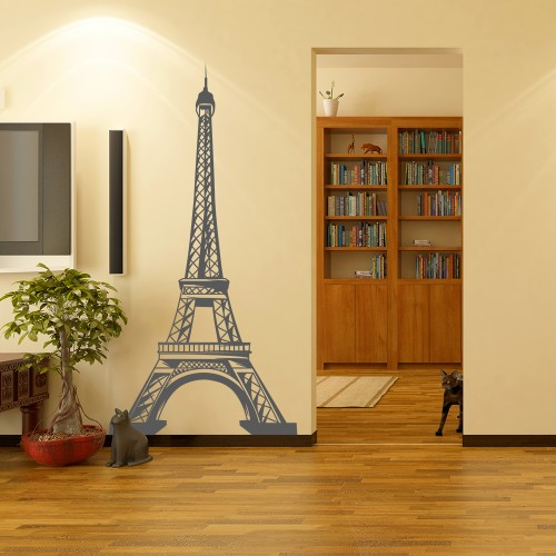 Wall Sticker Tour d'Eifel
