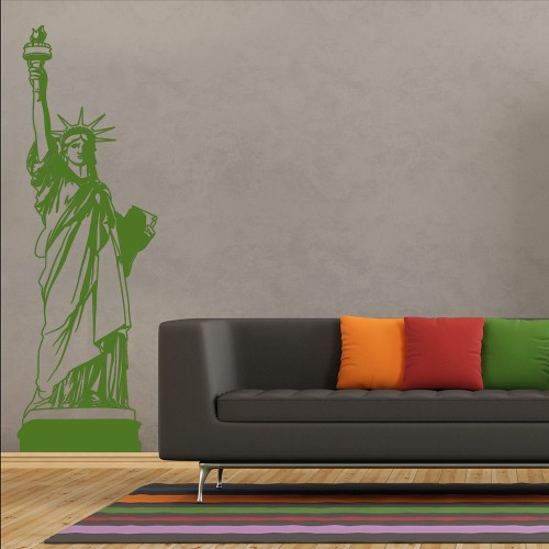Wall Sticker Statue of Liberty