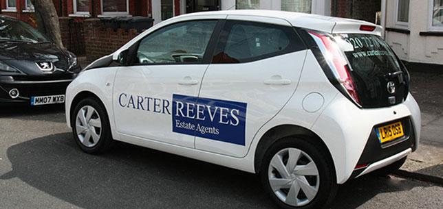 commercial vehicle branding